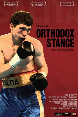 Orthodox Stance - 43 x 62 Movie Poster - Bus Shelter Style A