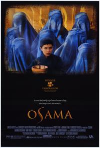Osama - 43 x 62 Movie Poster - Bus Shelter Style A
