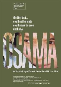 Osama - 43 x 62 Movie Poster - Bus Shelter Style B