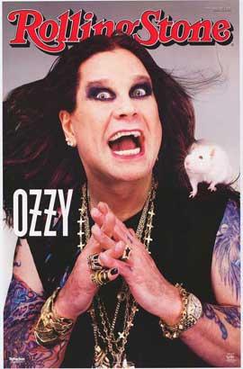 Ozzy Osbourne - 27 x 40 Movie Poster - Style A