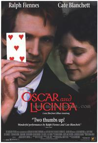 Oscar and Lucinda - 27 x 40 Movie Poster - Style A