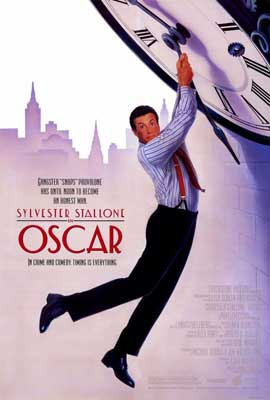 Oscar - 27 x 40 Movie Poster - Style B