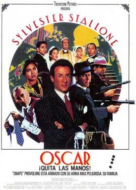 Oscar - 11 x 17 Movie Poster - Spanish Style A