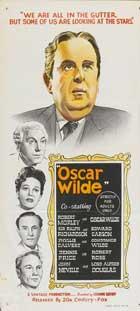 Oscar Wilde - 13 x 30 Movie Poster - Australian Style A