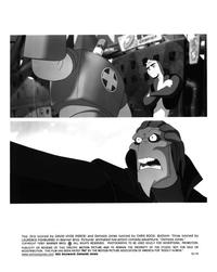 Osmosis Jones - 8 x 10 B&W Photo #3