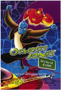 Osmosis Jones - 43 x 62 Movie Poster - Bus Shelter Style A