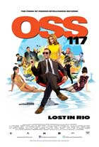 OSS 117 - Lost in Rio - 11 x 17 Movie Poster - Style A