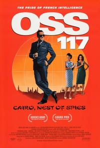 OSS 117: Cairo, Nest of Spies - 11 x 17 Movie Poster - Style A