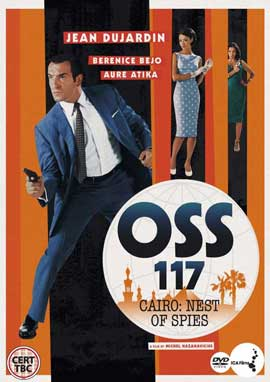 OSS 117: Cairo, Nest of Spies - 11 x 17 Movie Poster - UK Style A