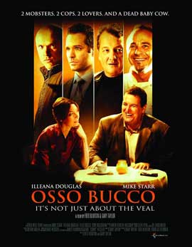 Osso Bucco - 11 x 17 Movie Poster - Style A