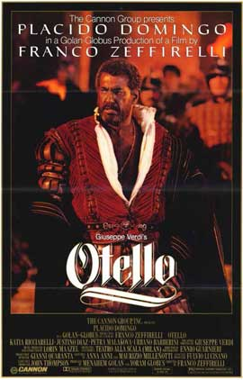Otello - 11 x 17 Movie Poster - Style A