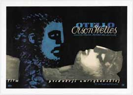 Othello - 11 x 17 Movie Poster - Polish Style A