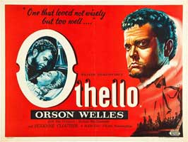 Othello - 27 x 40 Movie Poster - UK Style A