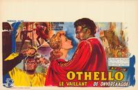 Othello - 11 x 17 Movie Poster - Belgian Style A