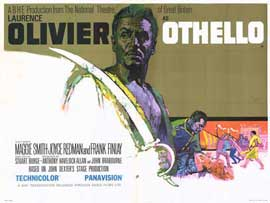 Othello - 11 x 14 Movie Poster - Style A