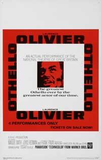 Othello - 27 x 40 Movie Poster - Style C