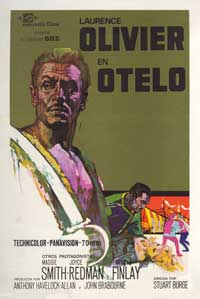 Othello - 27 x 40 Movie Poster - Spanish Style A