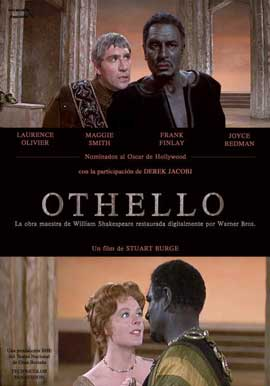 Othello - 11 x 17 Movie Poster - Spanish Style B