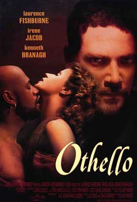 Othello - 11 x 17 Movie Poster - Style B