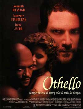 Othello - 11 x 17 Movie Poster - Spanish Style A