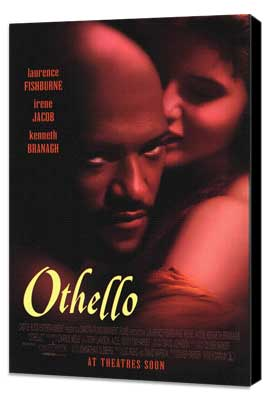Othello - 27 x 40 Movie Poster - Style A - Museum Wrapped Canvas
