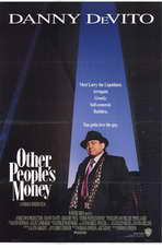 Other People's Money - 27 x 40 Movie Poster - Style A