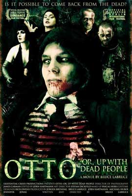 Otto; or Up with Dead People - 11 x 17 Movie Poster - Style A