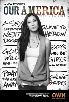 Our America with Lisa Ling (TV) - 11 x 17 TV Poster - Style A
