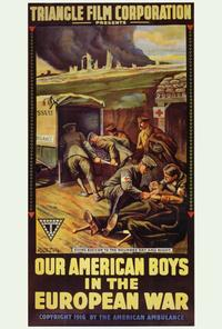 Our American Boys in the European War - 27 x 40 Movie Poster - Style A
