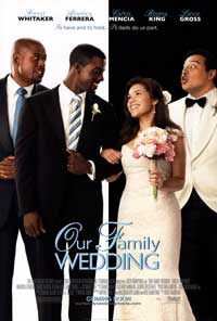 Our Family Wedding - 27 x 40 Movie Poster - Style A