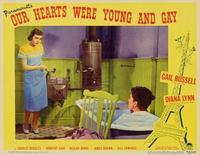Our Hearts Were Young and Gay - 11 x 14 Movie Poster - Style A