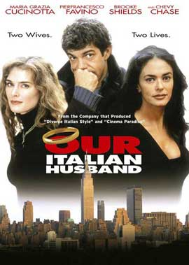 Our Italian Husband - 11 x 17 Movie Poster - Style A