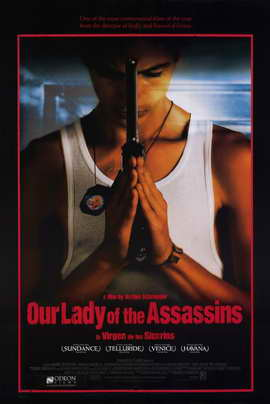 Our Lady of the Assassins - 11 x 17 Movie Poster - Style A