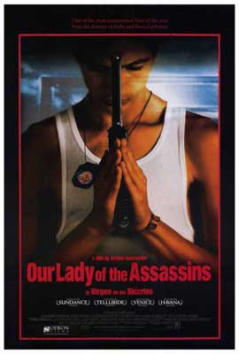 Our Lady of the Assassins - 27 x 40 Movie Poster - Style A