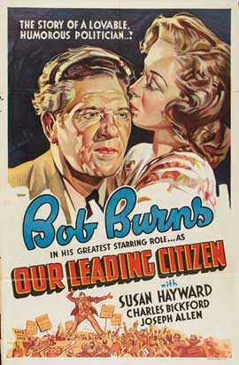 Our Leading Citizen - 27 x 40 Movie Poster - Style A