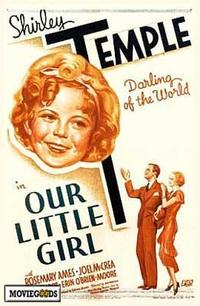 Our Little Girl - 11 x 17 Movie Poster - Style A