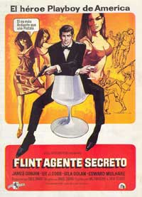 Our Man Flint - 11 x 17 Movie Poster - Spanish Style A