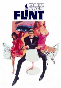 Our Man Flint - 27 x 40 Movie Poster - Style C
