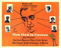 Our Man In Havana - 11 x 14 Movie Poster - Style D
