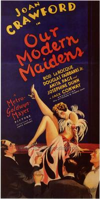 Our Modern Maidens - 43 x 62 Movie Poster - Bus Shelter Style A