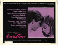 Our Time - 11 x 14 Movie Poster - Style A