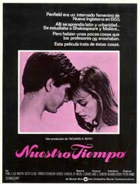 Our Time - 11 x 17 Movie Poster - Spanish Style A