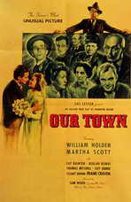 Our Town - 11 x 17 Movie Poster - Style A