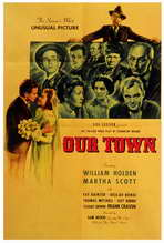 Our Town - 27 x 40 Movie Poster - Style A