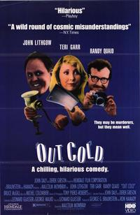 Out Cold - 27 x 40 Movie Poster - Style A