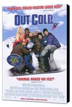 Out Cold - 27 x 40 Movie Poster - Style A - Museum Wrapped Canvas