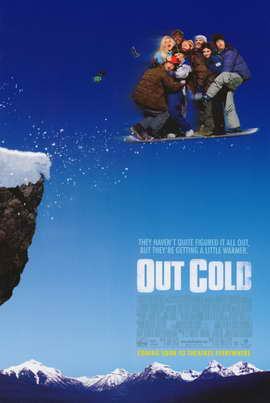 Out Cold - 11 x 17 Movie Poster - Style B