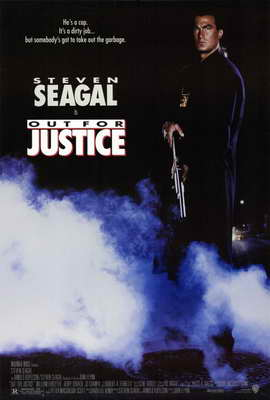 Out for Justice - 27 x 40 Movie Poster - Style A
