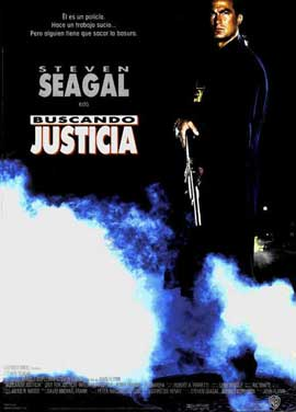 Out for Justice - 27 x 40 Movie Poster - Spanish Style A