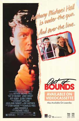 Out of Bounds - 11 x 17 Movie Poster - Style B